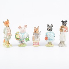 Beswick Beatrix Potter figures