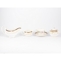 Wedgwood bone china part tea set