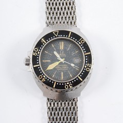Omega – a gentleman's Automatic Seamaster 1000m/3300ft. Professional divers wrist watch