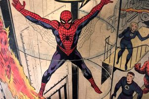 Bidders Marvel at the truly Amazing Spider-Man